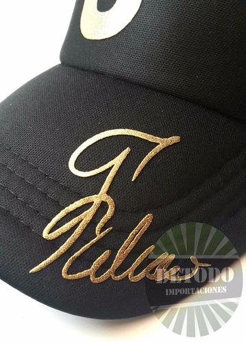 gorra del tigre falcao garcia 9, cachucha fútbol mónaco