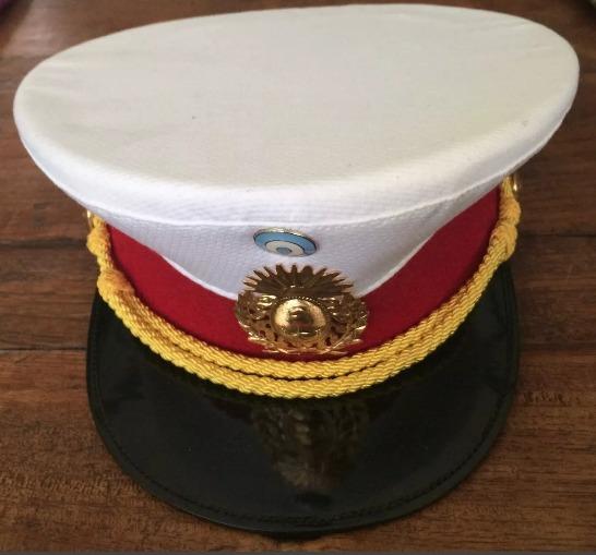Gorra Del Uniforme Cadete Del Colegio Militar De La Nación -   2.500 ... 4cc4260e29b