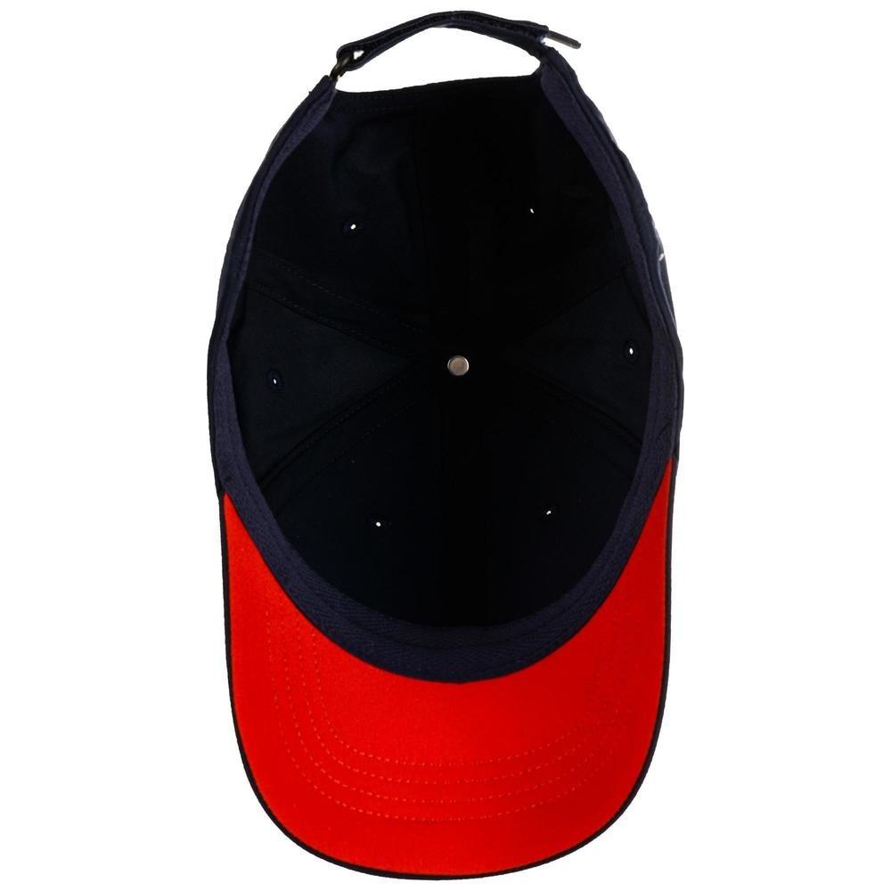 89537e9967d0b gorra deportes de raqueta artengo tc 500 azul marino rojo. Cargando zoom.