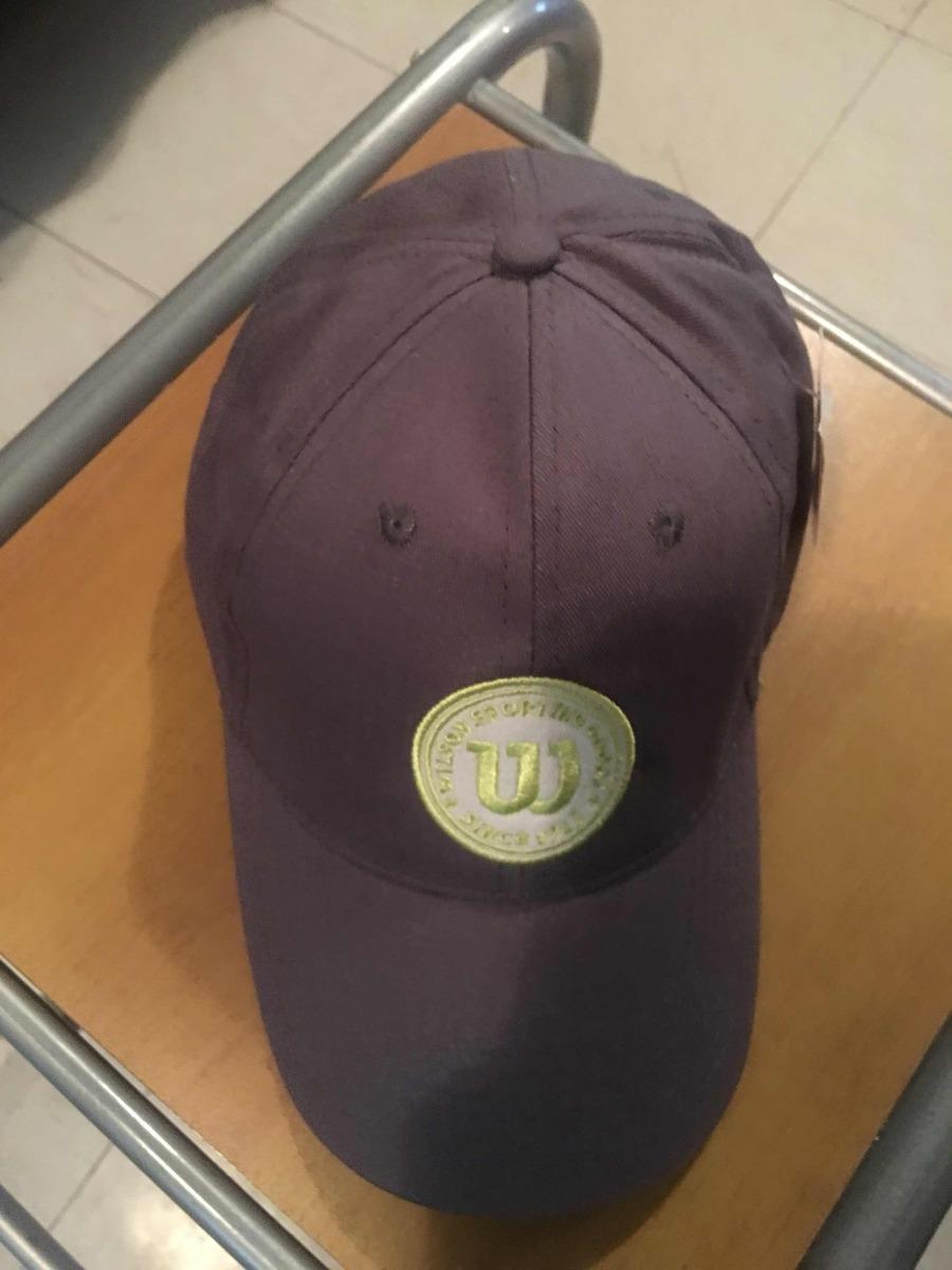 Gorra Deportiva Wilson Unisex Nueva Original Unitalla -   250.00 en ... 6b66066ee5426