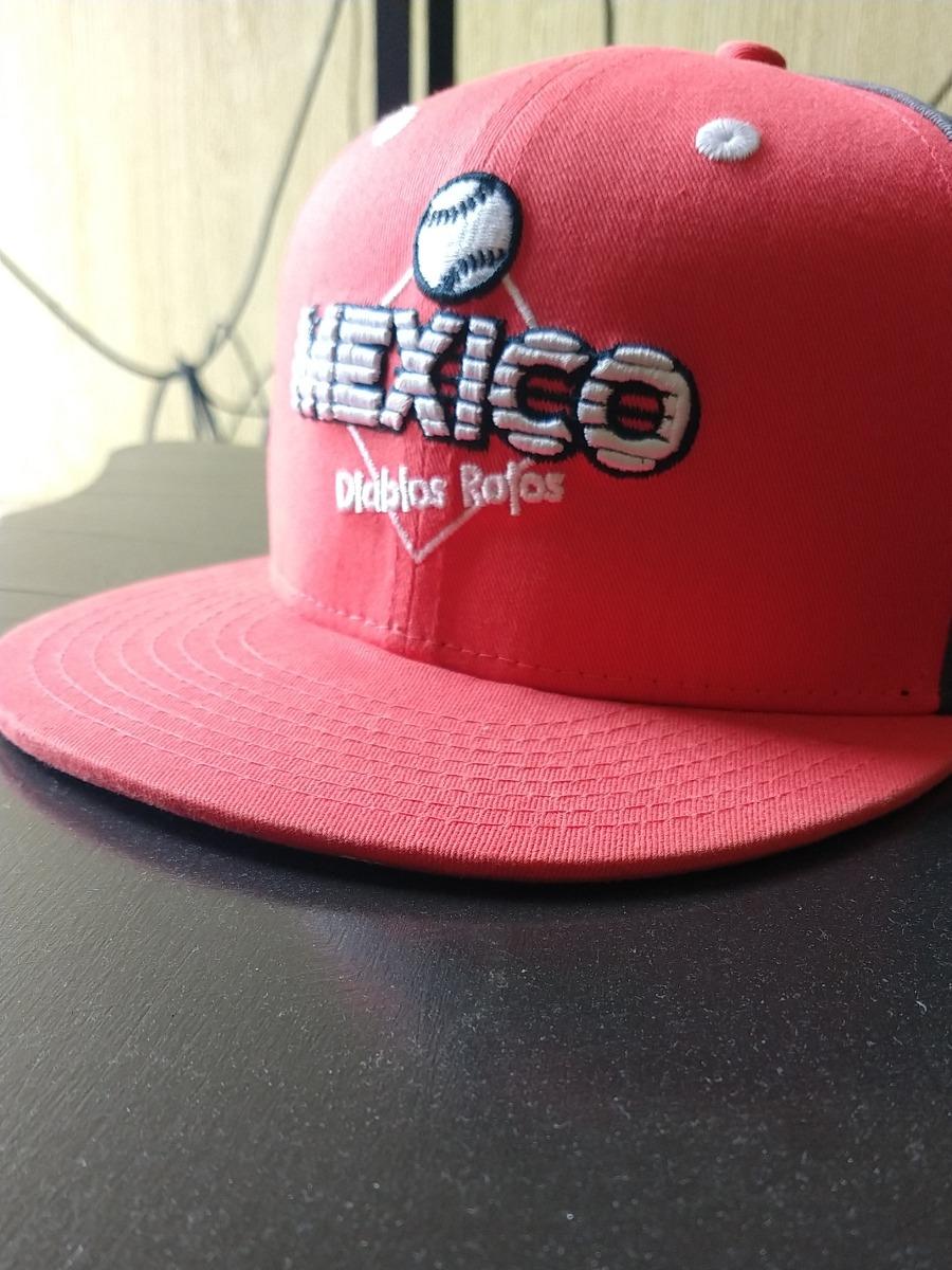 7dd50cb446993 Gorra Diablos Rojos Del México New Era Snapback -   350.00 en ...