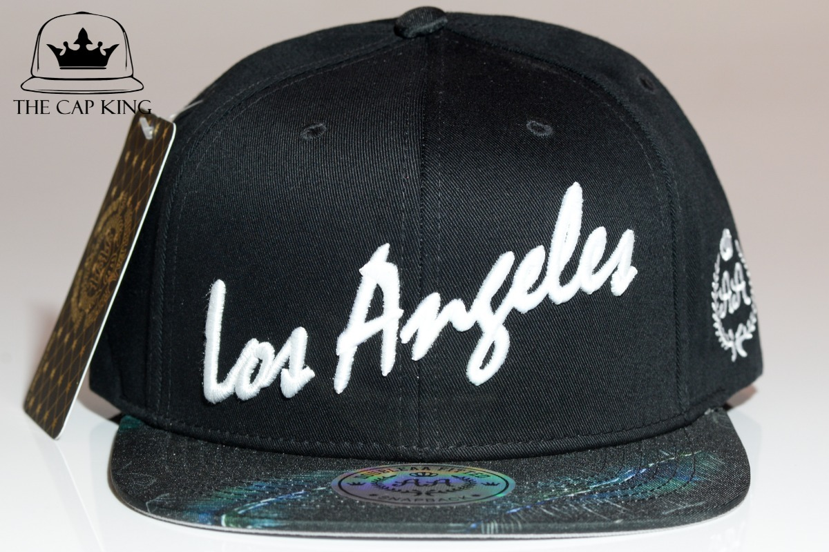 f3420d3d77 Gorra Double Aa Los Angeles, Visera Plana, Hip-hop, Snapback - $ 420 ...