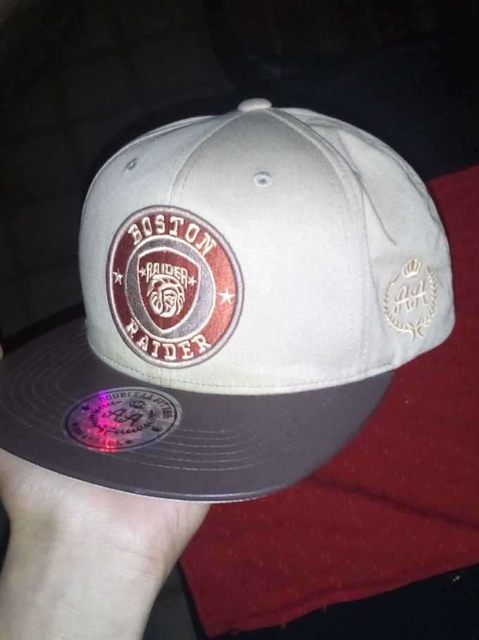 gorra doubleaa boston raider original. Cargando zoom. 199b192f8be