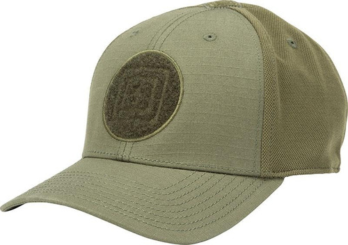gorra downrange 2.0 color verde marca 5.11 original