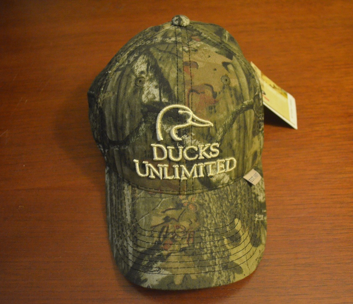 2df3c9e17fc74 gorra ducks unlimited outdoor cap camo camuflaje original. Cargando zoom.
