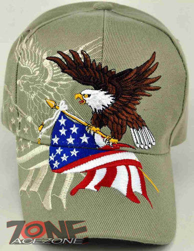 gorra eagle usa flag - a pedido_exkarg