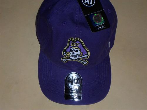 on sale affdf c98f0 gorra east carolina pirates ncaa 47 brand importada