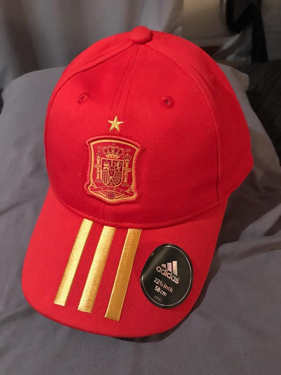 gorra españa adidas original mundial estrella roja futbol. Cargando zoom. 8fb33ecff71