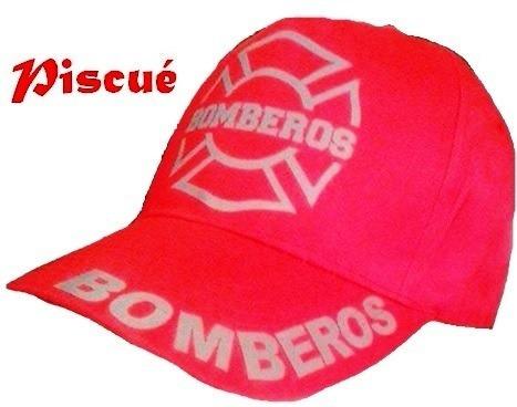 gorra estampada para bomberos - modelo 5 -
