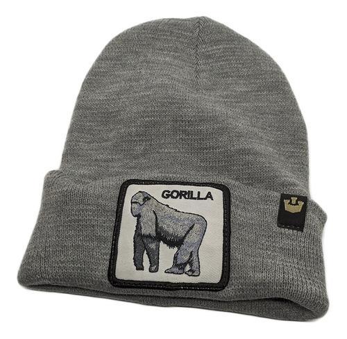 gorra estilo goorin bros invierno lana winter animal farm