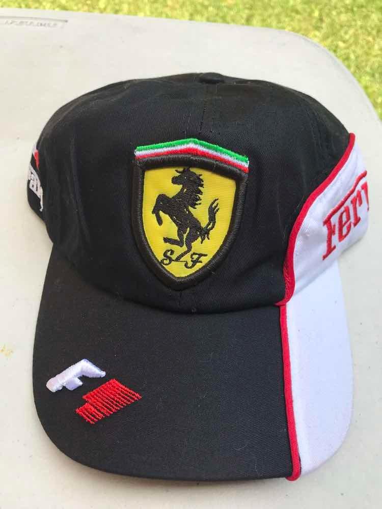 Gorra Ferrari F1 Envío Gratis Negra -   265.00 en Mercado Libre 954810c0fc8