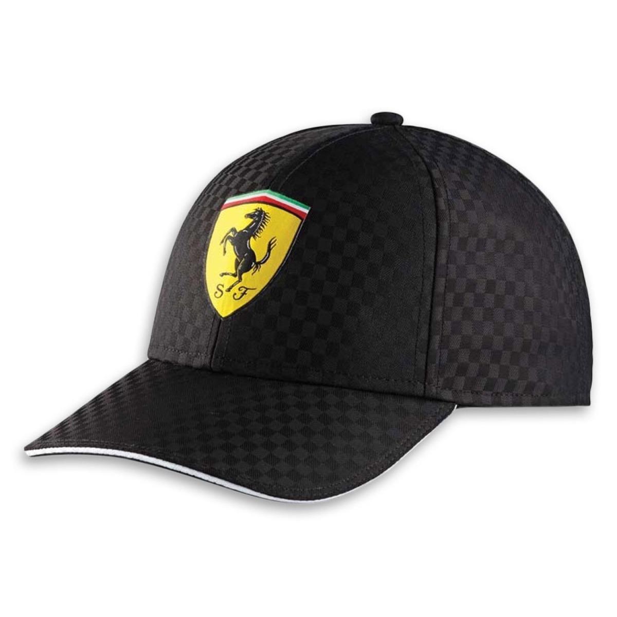 Gorra Ferrari F1 Vettel Efecto Carbono Negra Raikkonen -   799.00 en ... 75518037f98