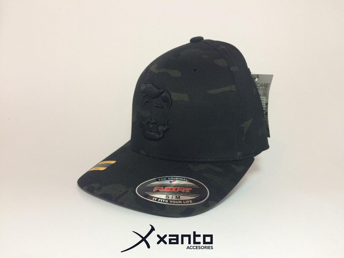 Gorra Flexfit Multicam Black Barba Norteña -   389.00 en Mercado Libre dcbe472334c
