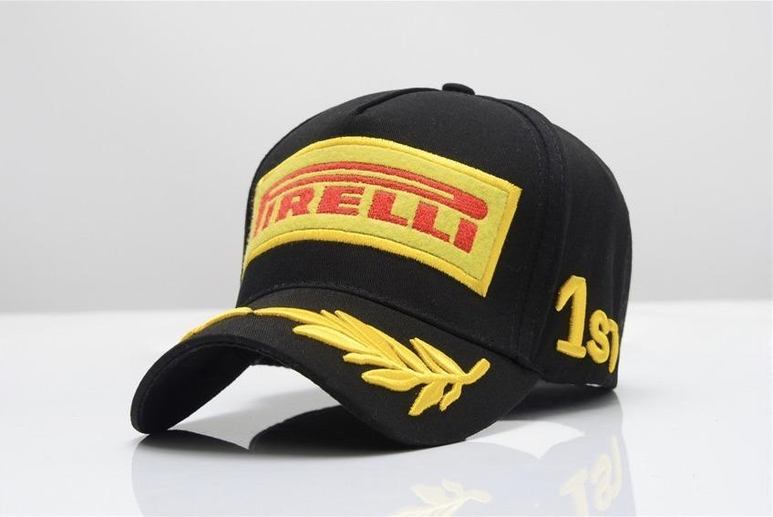 100% Calidad rico y magnífico Calidad superior Gorra Formula 1 Pirelli, Gorra F1 Podium