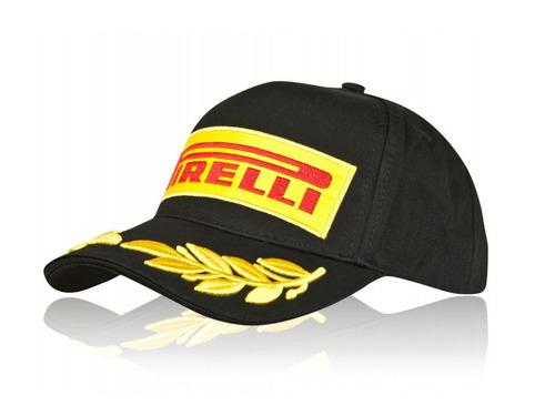 gorra formula 1 pirelli, gorra f1 podium. envio gratis
