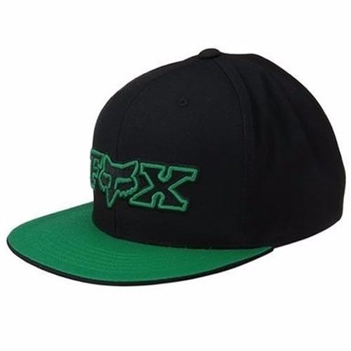 gorra fox change up snapback green marcas de skate / surf ¦