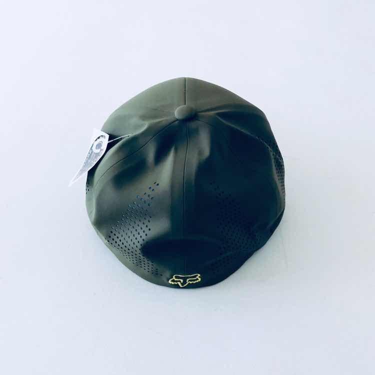 Gorra Fox Flexfit Delta! Verde -   599.00 en Mercado Libre b186985abed