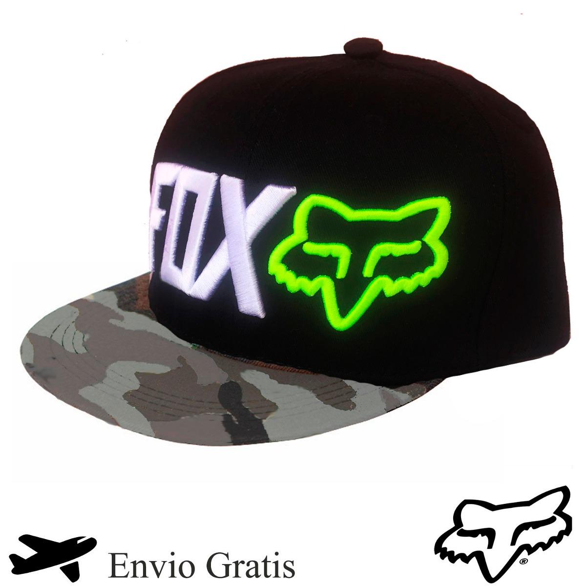 gorra fox gris racing signature flexfit original envio grati. Cargando zoom. a48bb08c8fc