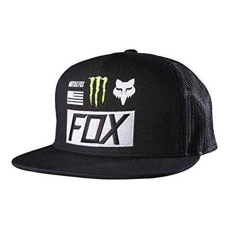 Gorra Fox Monster Union Original Snapback Visera Plana -   539.00 en ... 7cf54fc60e2