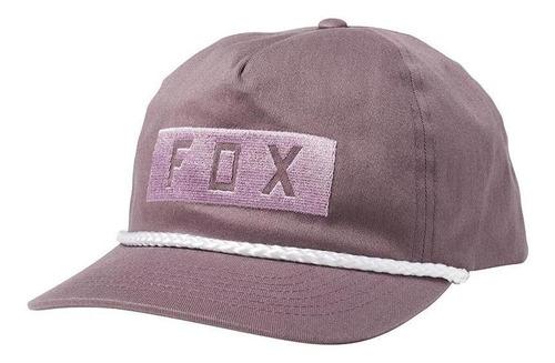 gorra fox trucker solo para mujer
