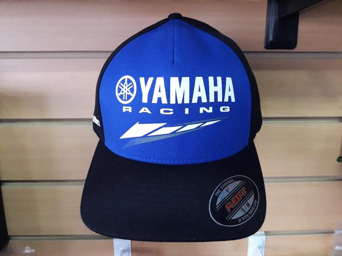 gorra fox yamaha racing original flexfit bagattini motos. Cargando zoom. fc1162e4988