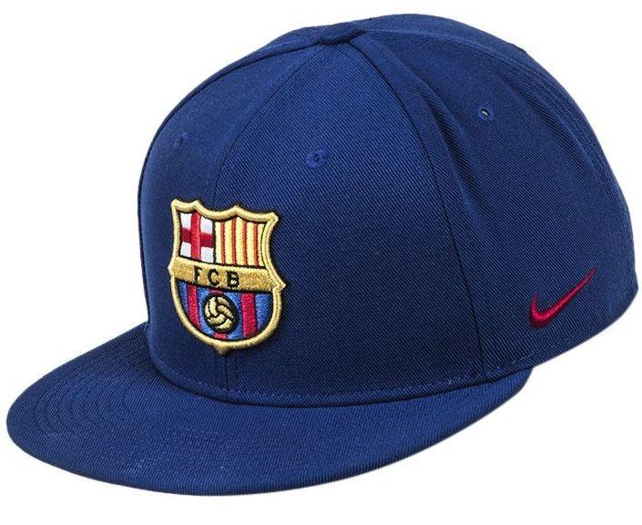 Gorra Fútbol Barcelona Nike Visera Plana 2017 -   1.250 2c39c60526c