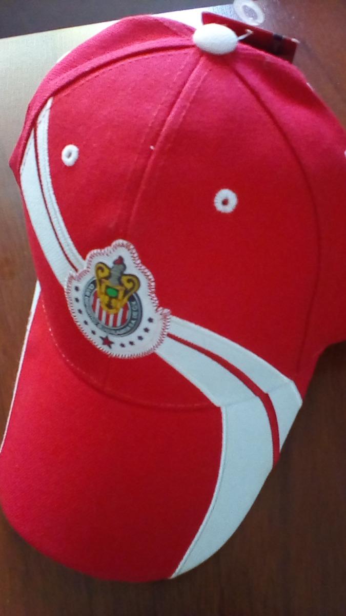 gorra fútbol mexicano chivas. nueva. Cargando zoom. b68ce771c25