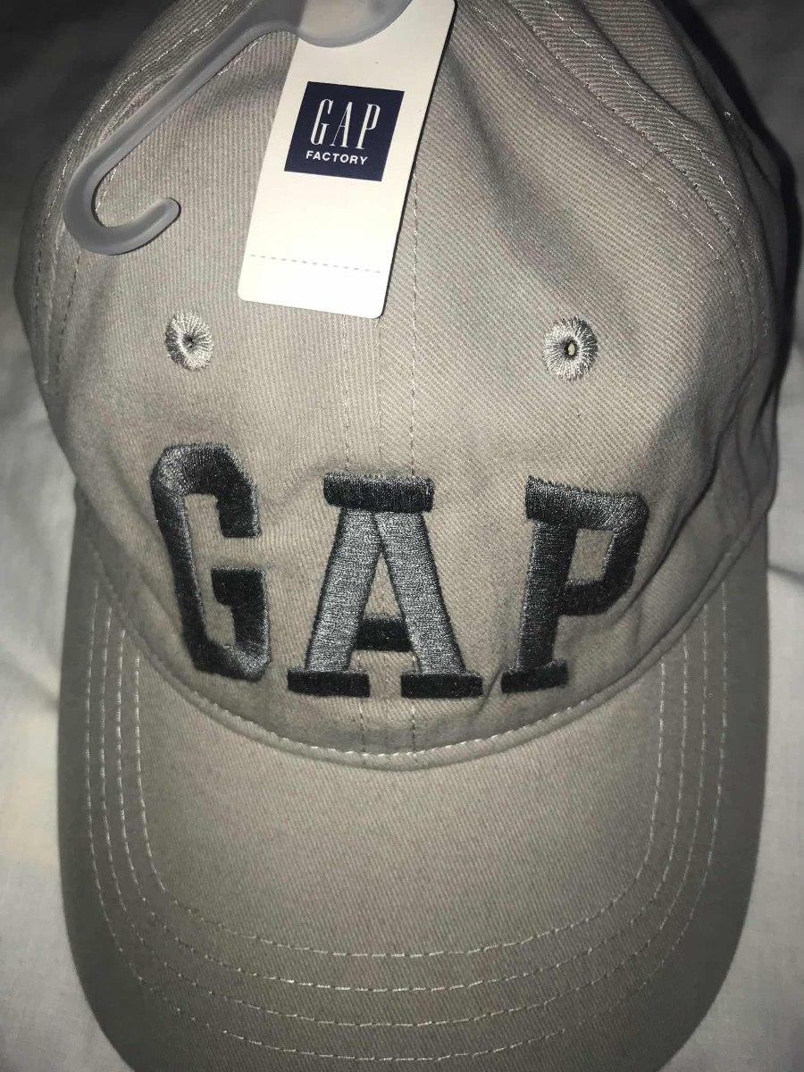 c07e68df5ecf9 Gorra Gap Para Hombre Tono Gris %100 Original -   350.00 en Mercado ...