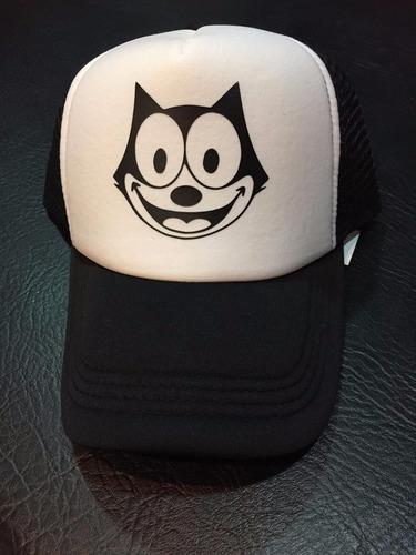 gorra gato felix malla