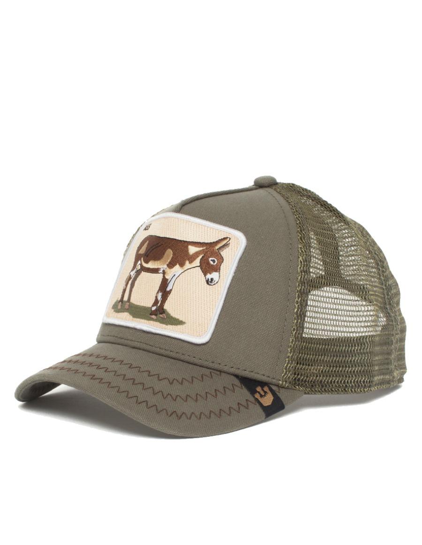 c7fd2d41 Gorra Goorin Bros Animal Farm Donkey Ass - $ 729.95 en Mercado Libre