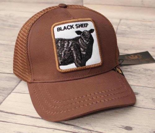 gorra goorin bros caballo oveja oso