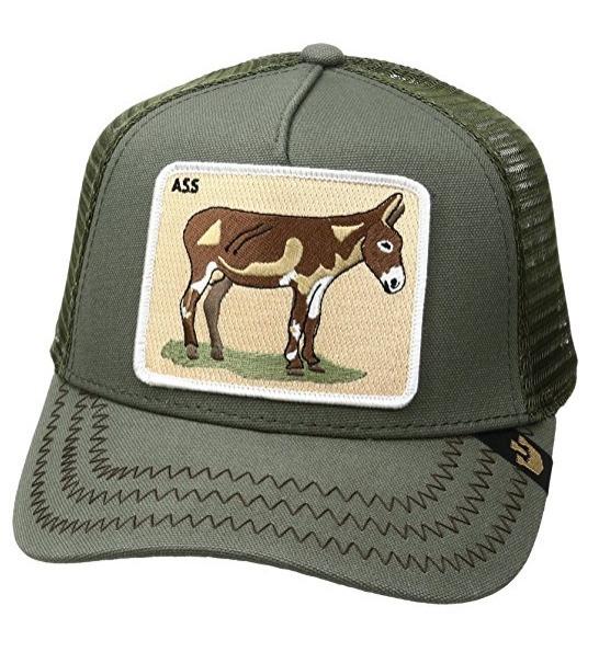 ebe7b660 Gorra Goorin Bros Donkey Ass Envió Gratis - $ 990.00 en Mercado Libre