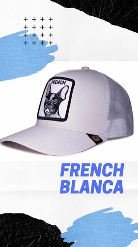 gorra goorin bros french blanca