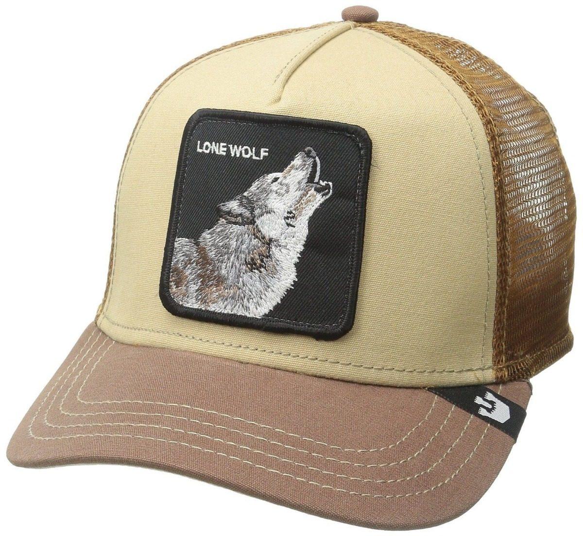 gorra goorin bros lone wolf brown - a pedido exkarg. Cargando zoom. 695a26780ef
