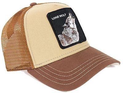 Gorra Goorin Bros. Lone Wolf Café Animal Farm Envío Gratis ... 736e4e7df98