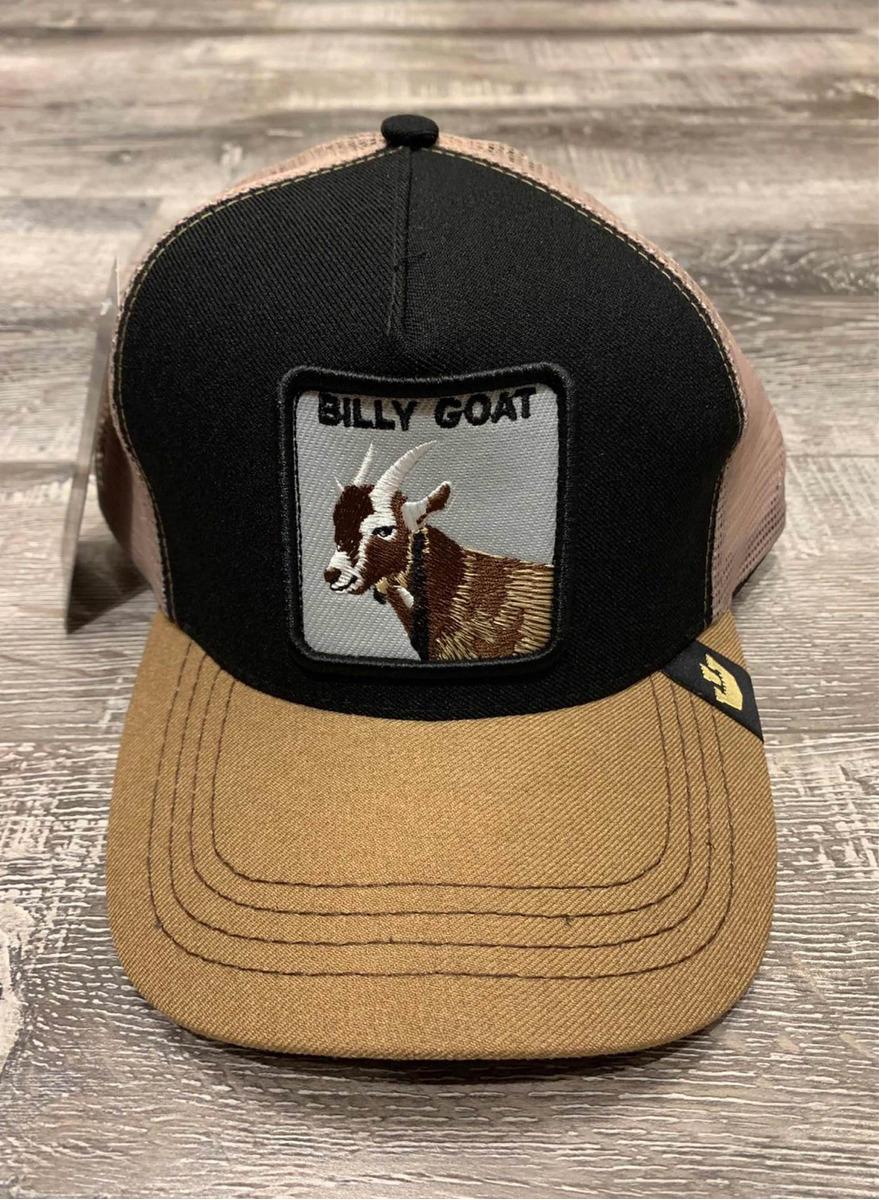 3d7f2b6261 Gorra Goorin Bros Nueva Modelo Billy Goat - $ 700,00 en Mercado Libre