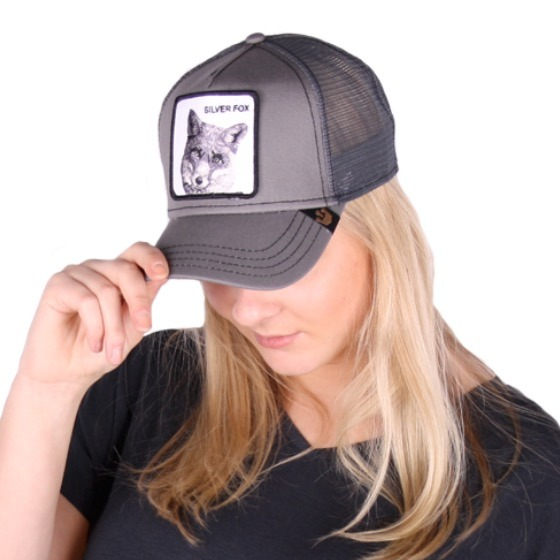 fed696ab Gorra Goorin Bros. Original Silver Fox Envío Gratis - $ 849.00 en ...