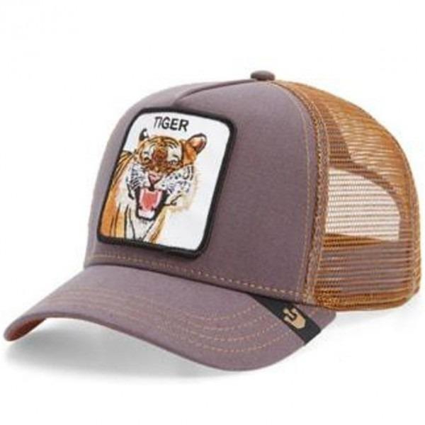 979fb219a2de8 Gorra Goorin Bros Trucker Baseball Tiger Envio Gratis -   2.890