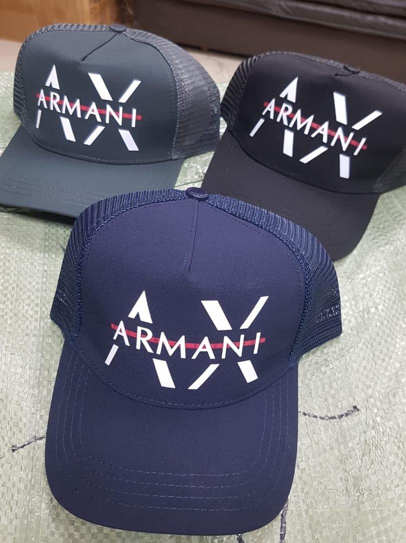 fb4648d22f740 Gorra Gorras Ax Armani Exchange -   550.00 en Mercado Libre