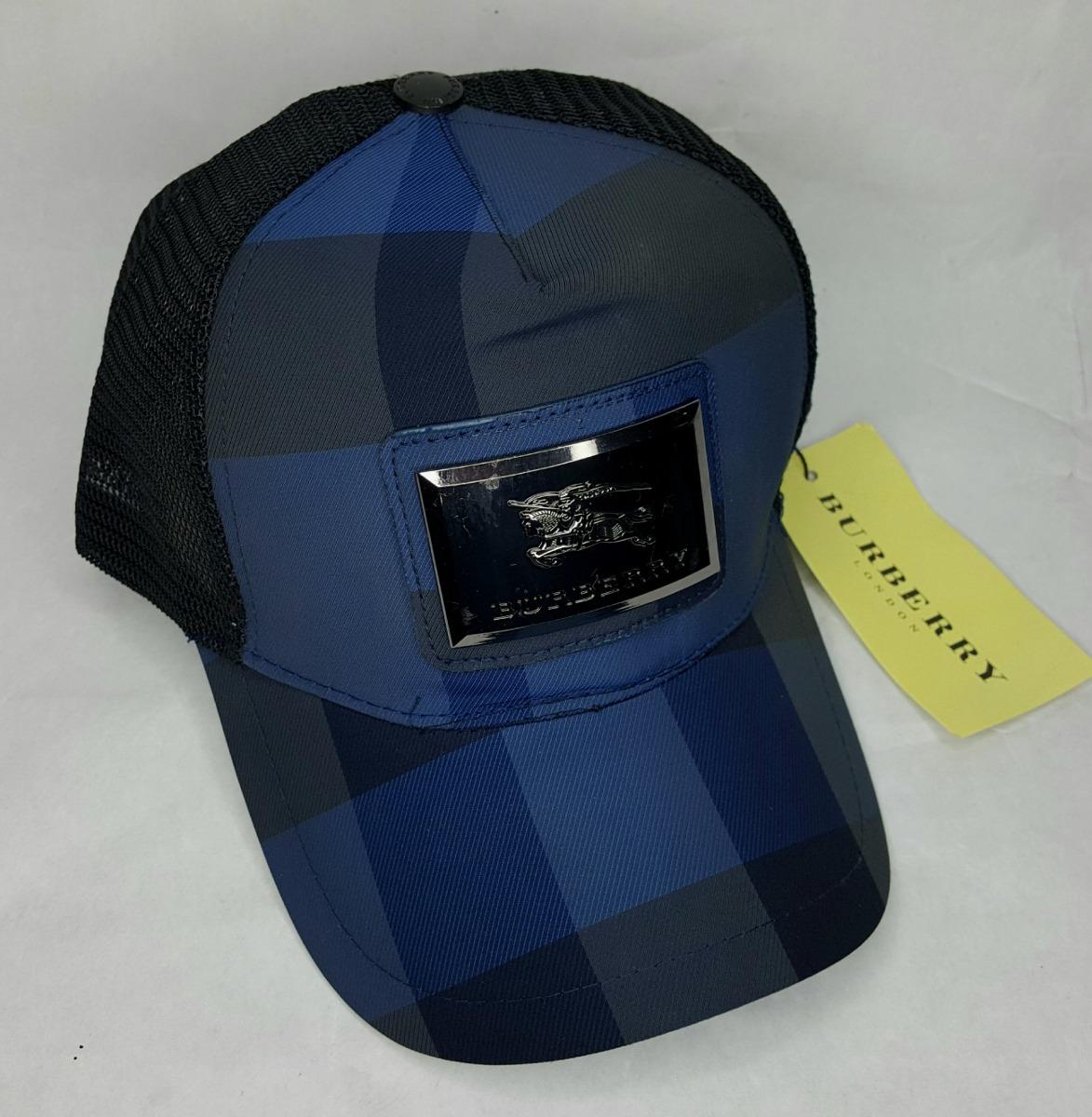 f25e324392994 Gorra Gorras Burberry Ajustable Unisex Cap Moda -   550.00 en ...