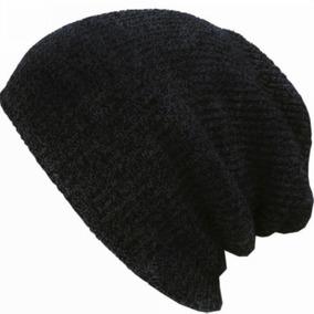 b1abd1ca7f04 Gorro De Frio Negro Gorras Mujer - Gorros y Sombreros Gorro con ...