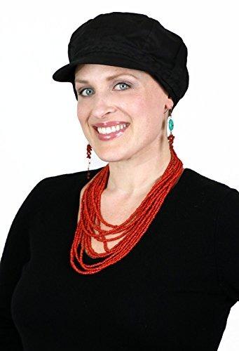 Gorra Gorro Para Mujer Cancer Headwear Algodon Lindo Beisbol ... d706db3745e