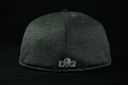 gorra gris-rosa lm cañeros 2018