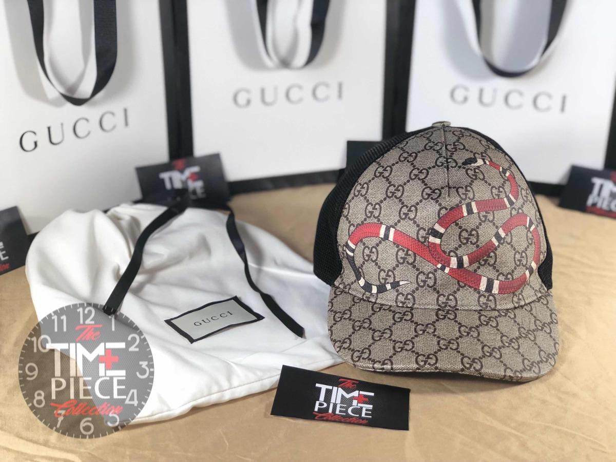 Gorra Gucci King Snake Print Gg 100% Original -   1.400.000 en ... 11cac118bfd