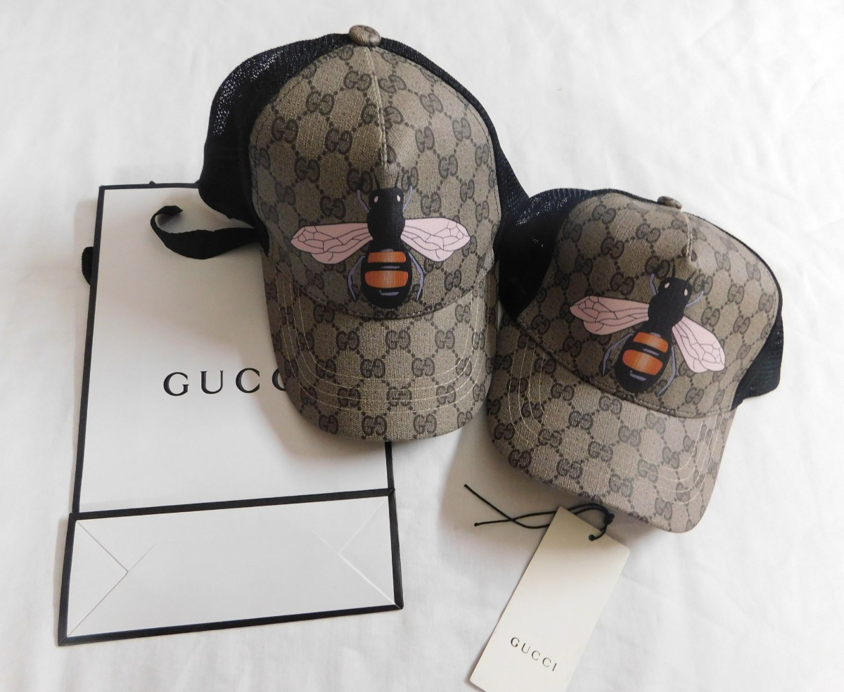 cfd1400183f1b Gorra Gucci Modelo Abeja Original Coleccion 2017-8- Ultimas ...