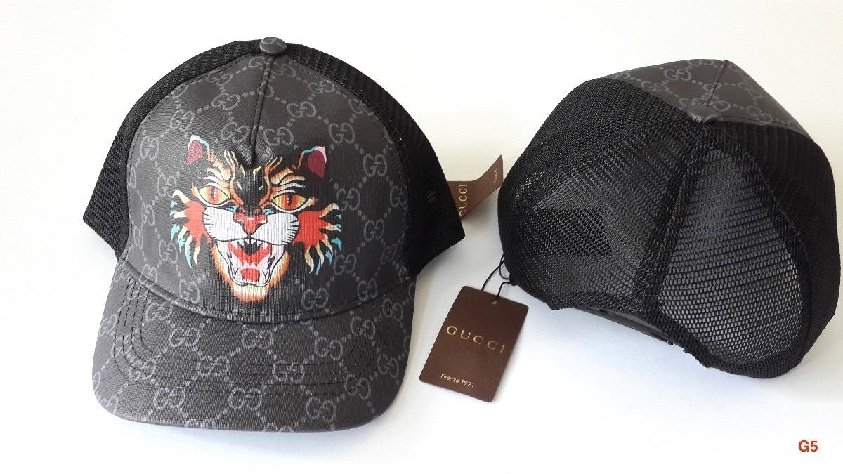 Gorra Gucci Trap Moda Oferta Año Nuevo -   500 5823018381f