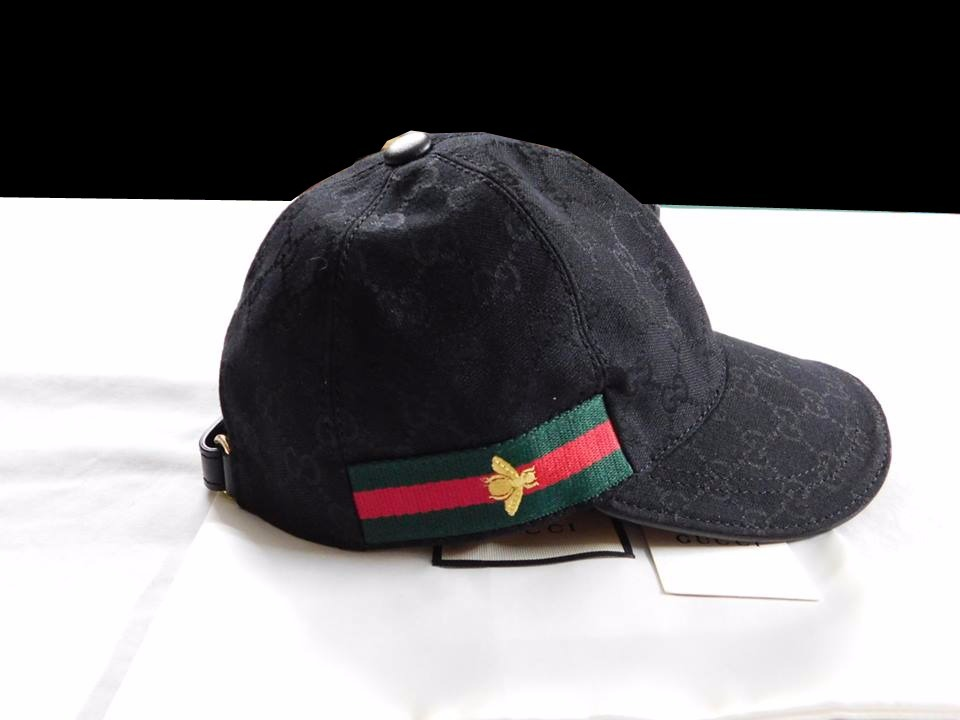16427c134be61 gorra gucci verano 2017 original made in italy original negr. Cargando zoom.