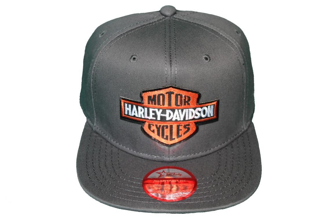 e3d23527fc270 gorra harley davidson snapback nueva get lucky envio gratis. Cargando zoom.