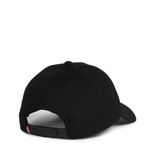 gorra herschel supply mosby curve black