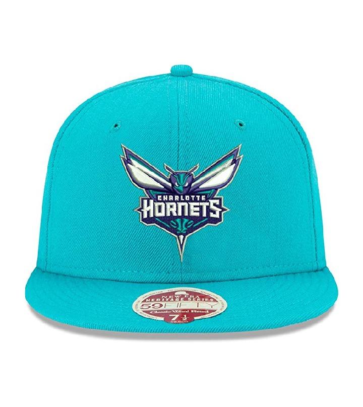 Gorra Hornets New Era 7 5 8 (61.6cm) -   549.00 en Mercado Libre 9c1a089a17a